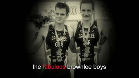 Os incríveis irmãos Brownlee