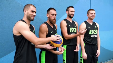 Saskatoon World Tour Masters 2018 - FIBA 3x3 Basketball Magazines