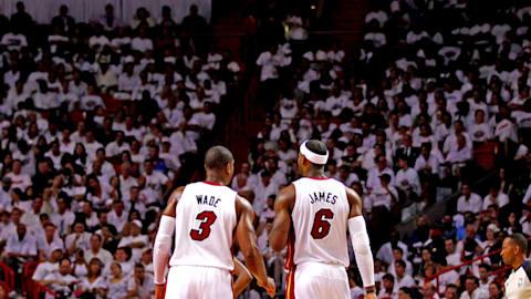 El último baile de Lebron James y Dwyane Wade: el 'All Star Game' de la NBA