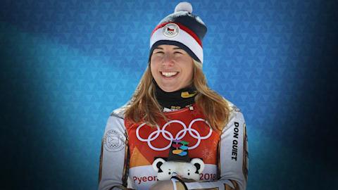 에스테르 레데츠카: 스키계를 놀라게 한 올림픽 스노보더