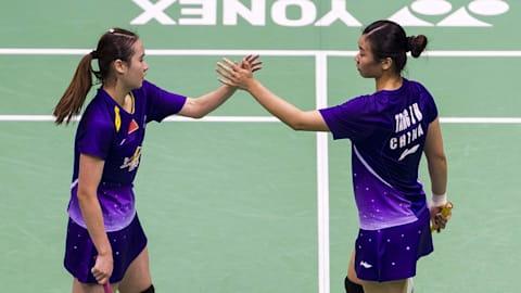 Demi-finale - Session 2 | Open de Chine VICTOR – Changzhou