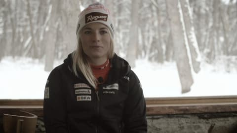 Swiss star Lara Gut aims to turn Sochi bronze into Pyeongchang gold.