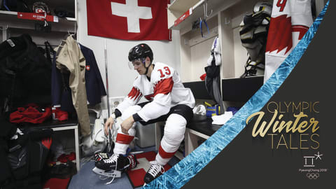 Ice Hockey: Team Switzerland Men