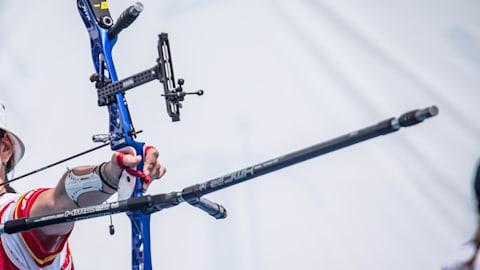 Men's & Women's Recurve Semis &Finals |Archery - Summer Universiade - Napoli