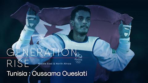 Oussama Oueslati: Olympic goal lifts Tunisian taekwondo champion