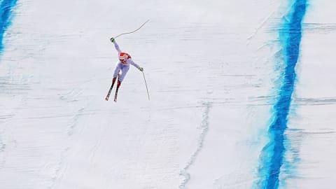"""Eles contam: A caminhada de """"Jungle"""" J.Hunter rumo ao estrelato no esqui"""