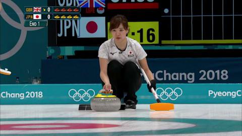 JPN v GBR (Petite Finale) - Curling (F) | Replay de PyeongChang