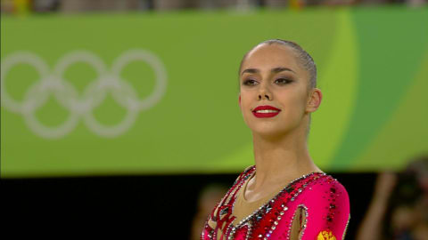 Margarita Mamun: le routine dell'all-round individuale a Rio 2016