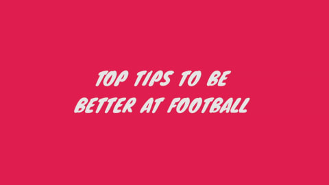 Top 10  Football Tips from Matthew Booth
