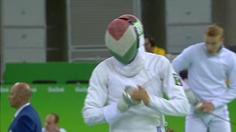 Mexican medalists - Ismael Hernandez - Modern Pentathlon - Rio 2016