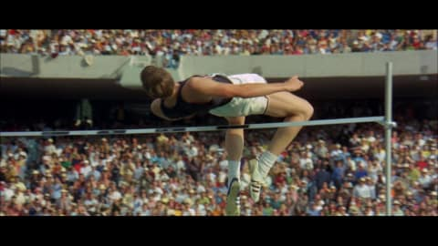 Mexico 1968 Dick Fosbury gold medal