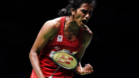 It's Payday For Badminton Star PV Sindhu