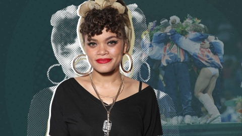 "Andra Day's favourite: ""Magnificent Seven"