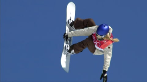 Finales Big Air Femmes - Snowboard | Highlights de PyeongChang 2018