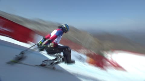 Alpine Skiing: Super Combined (2nd run) M/W All Classes | 2018 Paralympics