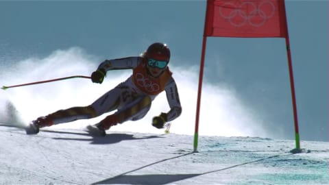 Women's Super-G - Alpine Skiing | PyeongChang 2018 Highlights