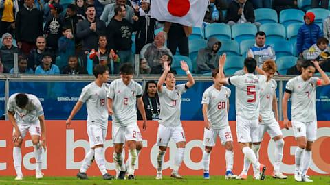コパ・アメリカ2019:日本が強豪ウルグアイと引き分けで決勝T進出への望みつなぐ