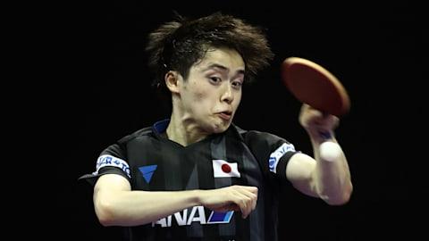 卓球パラグアイOPで日本勢が躍進…森薗政崇は単複2冠を達成