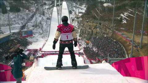 Big Air Hommes Finale - Snowboard | Replay de PyeongChang