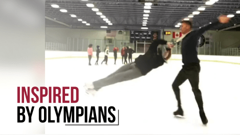 Фигурное катание | Inspired by Olympians