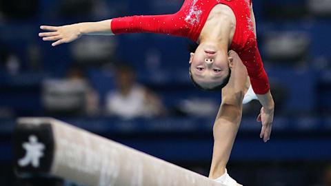 Guide sportif : La gymnastique artistique féminine