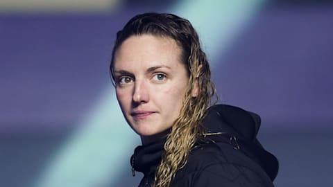 【アスリートの原点】カティンカ・ホッスー:競泳界の「鉄の女」は少女時代、祖父のもと1日20キロを泳ぐ猛練習で成長を果たす
