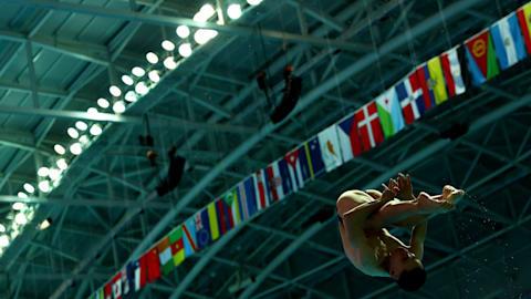3м, финал, мужчины | Прыжки в воду - Чемпионат мира FINA - Кванджу