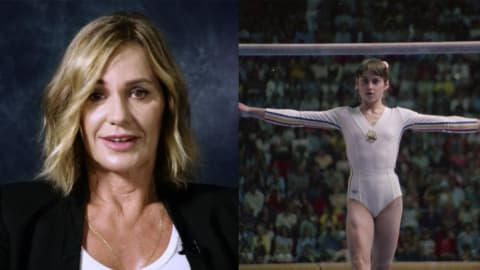 Comaneci explains how her 'touch' made the difference at Montreal 1976