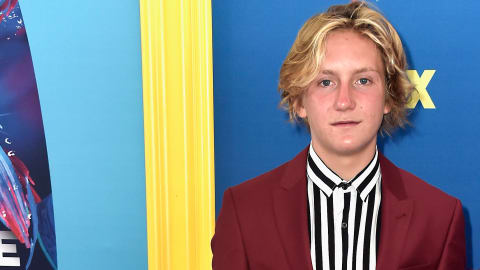Red Gerard shows a new side on social media