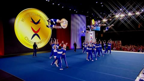 WATCH... ICU World Championships - Orlando