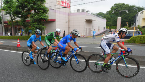 Gallery of READY STEADY TOKYO - Cycling Road Race