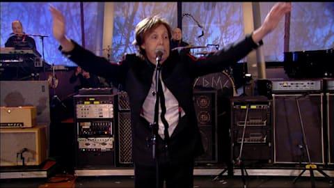 ポール・マッカートニー - Hey Jude(ロンドン2012ライブ)