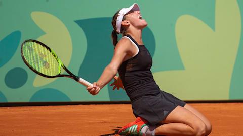 Финалы - День 8 - Теннис | ЮОИ-2018 в Буэнос-Айресе