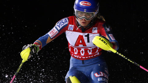 Which milestone is next for Shiffrin?