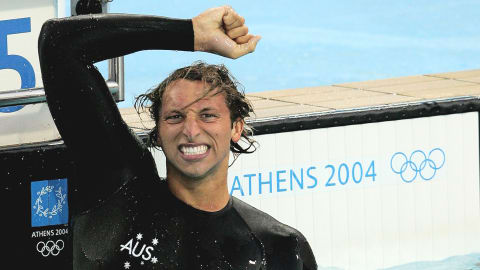 Thorpe wins 'Race of the Century' at Athens 2004