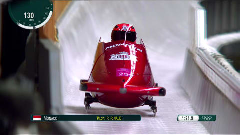 Heat 2 - Two-Man Bobsleigh | PyeongChang 2018 Replays