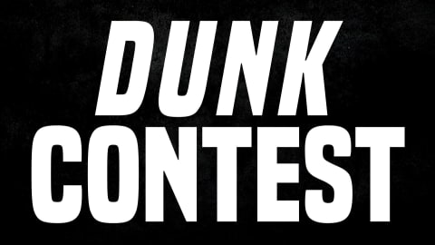 So funktioniert der Dunk Contest