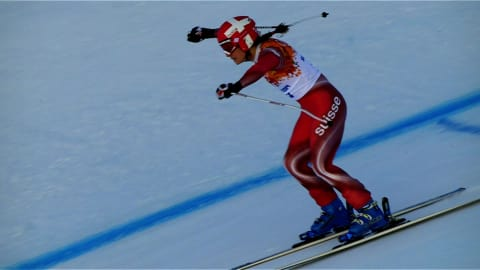 Best of Ladies' Downhill Alpine Skiing | Sochi 2014
