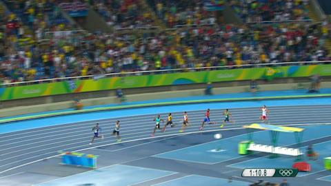 Rio Re-Live: 4x400 Meter Staffel, Finale der Männer