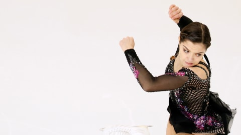 Evgenia Medvedeva picked for World Figure Skating Championships