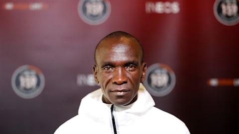 Eliud Kipchoge targets 1:59.50 Vienna marathon: