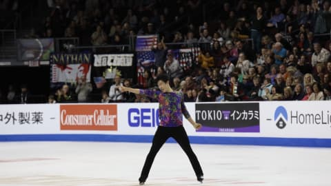 Nathan Chen launches Grand Prix season with third straight Skate America title