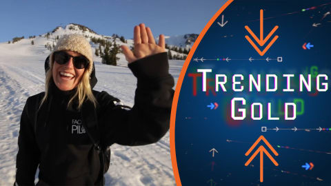 Trending Gold: Behind the Scenes with United States' Jamie Anderson