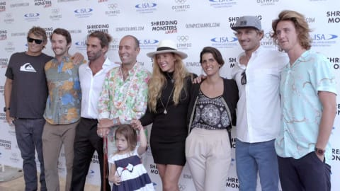 Shredding Monsters Premiere Biarritz