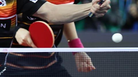 Mixed Doubles' Final | Table Tennis - Summer Universiade – Napoli