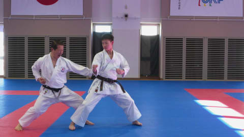 Coaches Tips: Karate - Counterattacks