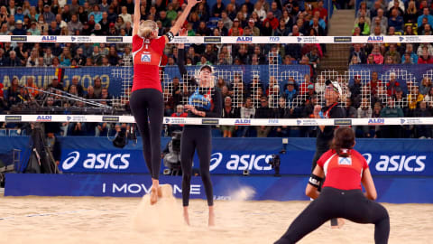 Women's Semifinals | FIVB World Tour - Gstaad