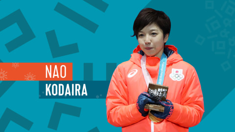 Nao Kodaira: My PyeongChang Highlights