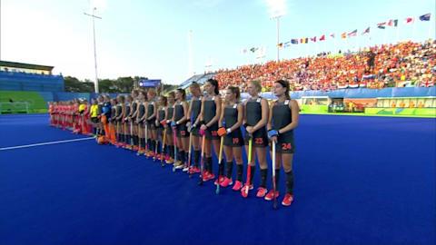 Great Britain 3-3 (2-0) Netherlands | Hockey at Rio 2016