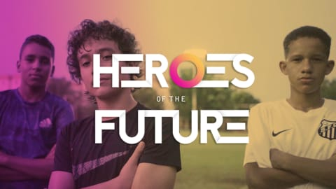 Heroes of The Future 2 (trailer)